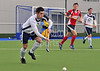 29 March 2014. Hockey play-offs at Glasgow Green.<br /> Grove Menzieshill v Edinburgh University