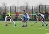 30 March 2014. Hockey play-offs at Glasgow Green.<br /> <br /> Grove Menzieshill v Dundee Wanderers