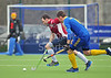30 March 2014. Hockey play-offs at Glasgow Green.<br /> <br /> Watsonians v Uddingston
