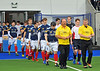 Western Wildcats v Clydesdale. A National League Division 1 match at the National Hockey Centre, Glasgow Green, on 20 October 2013.