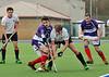Western Wildcats v Inverleith. Scottish Division 1 match at Auchenhowie on 1 March 2014.