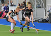 24 May 2014 at the National Hockey Centre, Glasgow Green.<br /> Scottish Cup - Women's Plate Final - Granite City Wanderers Ladies v Edinburgh Uni Ladies A