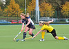 GHK v Kelburne. A National League Division 1 match at the National Hockey Centre, Glasgow Green, on 19 October 2013.