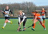 Division 1 play-offs at Glasgow Green on 22 March 2014.<br /> <br /> Clydesdale Western v Edinburgh University