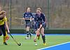 29 March 2014. Hockey play-offs at Glasgow Green.<br /> Glynhill Kelburne v GHK