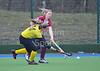30 March 2014. Hockey play-offs at Glasgow Green.<br /> Kelburne Ladies v Watsonians Ladies