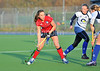 Western Wildcats v Grove Menzieshill. Scottish National League division 1 game at Auchenhowie on 23 November 2013.