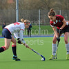 Western Wildcats v Watsonians. Scottish Division 1 match at Auchenhowie on 1 March 2014.