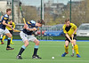 19 April 2015. National Hockey Centre, Glasgow Green.<br /> Men's District Cup Final: PSL Team Sport Clydesdale II v Thomsons Cycles Kelburne II