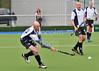 19 April 2015. National Hockey Centre, Glasgow Green<br /> Men's Reserve Plate Final: Grange V v Hillhead IV