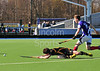 21 March 2015, National Hockey Centre, Glasgow Green.<br /> National League Division 1 Match, Hillhead v Inverleith.