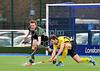 29 March 2015. National Hockey Centre, Glasgow Green. The semi-final of the Scottish Cup. Edinburgh University v Gordonians