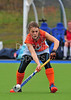 29 March 2015. National Hockey Centre, Glasgow Green. The semi-final of the Scottish Women's Cup.  Milne Craig Clydesdale Western v Erskine Stewarts Melville.