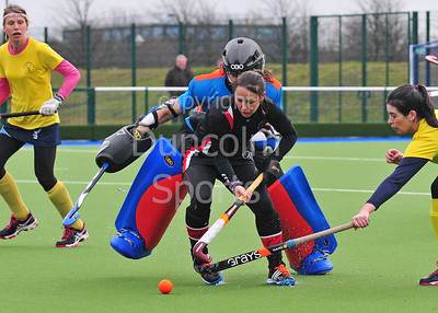Club Hockey 2014-15 Women