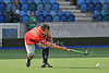 15 May 2016 at the National Hockey Centre, Glasgow Green, Scotland.<br /> Eurohockey Club Champions Trophy 2016 Men, Day 3.<br /> Bromac Kelburne (SCO) v Banbridge (IRL)