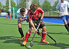 15 May 2016 at the National Hockey Centre, Glasgow Green, Scotland.<br /> Eurohockey Club Champions Trophy 2016 Men, Day 3.<br /> HC Minsk (BLR) v HC Rotweiss Wettingen (SUI)