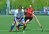 14 May 2016 at the National Hockey Centre, Glasgow Green, Scotland.<br /> Eurohockey Club Champions Trophy 2016 Men, Day 2.<br /> Banbridge (IRL) v HC Minsk (BLR)