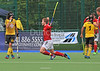 16 May 2016 at the National Hockey Centre, Glasgow Green, Scotland.<br /> Eurohockey Club Champions Trophy 2016 Men, Day 4.<br /> HC Bra (ITA) v HC Rotweiss Wettingen (SUI)