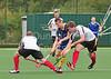 19 September 2015 at Uddingston.<br /> Scottish National League Division 1 match, Uddingston v Hillhead