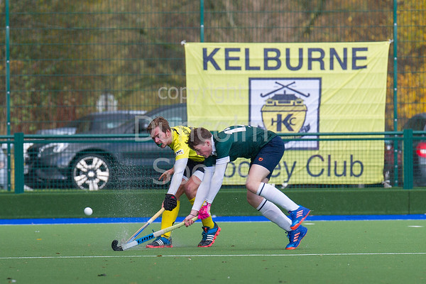 19 November 2016 at the National Hockey Centre, Glasgow Green.<br /> Division 1 match, Kelburne v Edinburgh University