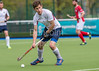 29 April 2017 at the National Hockey Centre, Glasgow Green. <br /> Scottish Hockey Men's Scottish Plate Final - Western Wildcats v Watsonians