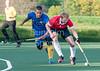 23 October 2016 at Uddingston. Scottish National League Division 1 game, Uddingston v Edinburgh University