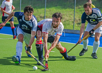 Club Hockey 2016/17 - Men