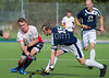 17 September 2016 at Auchenhowie, Glasgow. Men's National Division 1 Hockey - Western Wildcats v Grove Menzieshill
