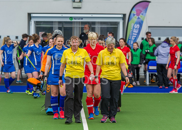 30th April 2017 at Glasgow National Hockey Centre<br /> Scottish Hockey Women's District Cup  Final - Orkney Ladies v Shetland Ladies