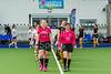 30th April 2017 at Glasgow National Hockey Centre<br /> Scottish Hockey Women's Plate Final - CALA Edinburgh v Glasgow University