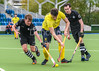 5 May 2018 at the National Hockey Centre, Glasgow Green. Scottish Hockey Cup Finals day. <br /> Men's Scottish Plate Final - Gordonians v Stepps