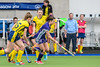 13 May 2018 at the National Hockey Centre, Glasgow Green. Scottish Hockey play-off match - Grange v Inverleith