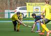 24 March 2018 at the National Hockey Centre, Glasgow Green. Scottish League Division 1 match - Kelburne v Grange