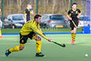 17 February 2018 at the National Hockey Centre, Glasgow Green. <br /> Friendly match - Kelburne v Hillhead