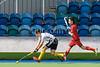 13 May 2018 at the National Hockey Centre, Glasgow Green. Scottish Hockey play-off match - Uddingston v Dundee Wanderers