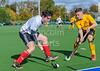 6 October 2018 at Glasgow Green. Scottish Hockey Division 1 match - Kelburne v Uddingston