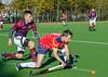 27 October 2018 at Stepps. Scottish Hockey Division 3 match - Strathclyde University v Erskine Stewarts Melville