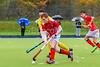 13 October 2018 at Auchenhowie. Scottish Hockey Division 1 match - Western Wildcats v Gordonians