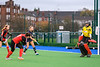 3 November 2018 at Old Anniesland. Scottish Division 1 match - GHK v Dundee Wanderers