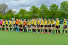 5th May 2019 at the National Hockey Centre, Glasgow Green. Scottish Hockey Finals weekend.<br /> Women's Scottish Plate Final – Glasgow University v Kelburne