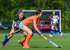 12 May 2018 at the National Hockey Centre, Glasgow Green. Scottish Hockey  play-off match - Clydesdale Western v Grove Menzieshill