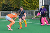 21 September 2019 at Titwood, Glasgow. <br /> Scottish Hockey Women's Premiership match - Clydesdale Western v Hillhead