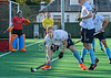 12 October 2019 at Titwood, Glasgow. Scottish Hockey Premiership match - Clydesdale v Grange