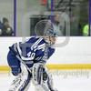 Air Force goalie Starrett, Shane (40)