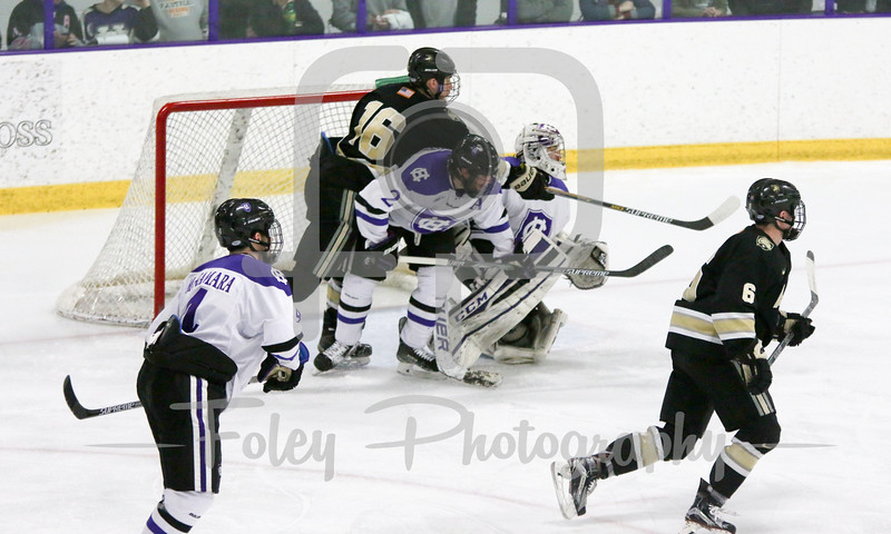 Holy Cross Jake Bolton and Paul Berrafato Army Brendan McGuire