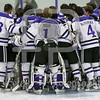 Holy Cross  Team Huddle