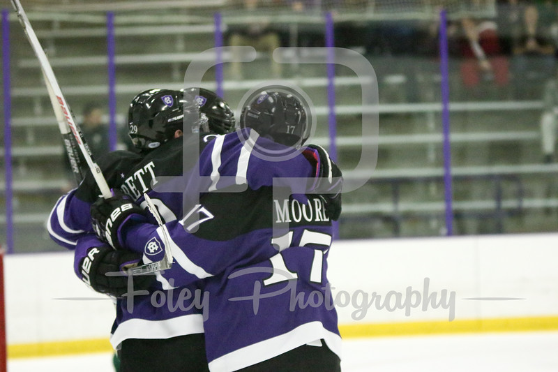 Holy Cross celebrates another goal