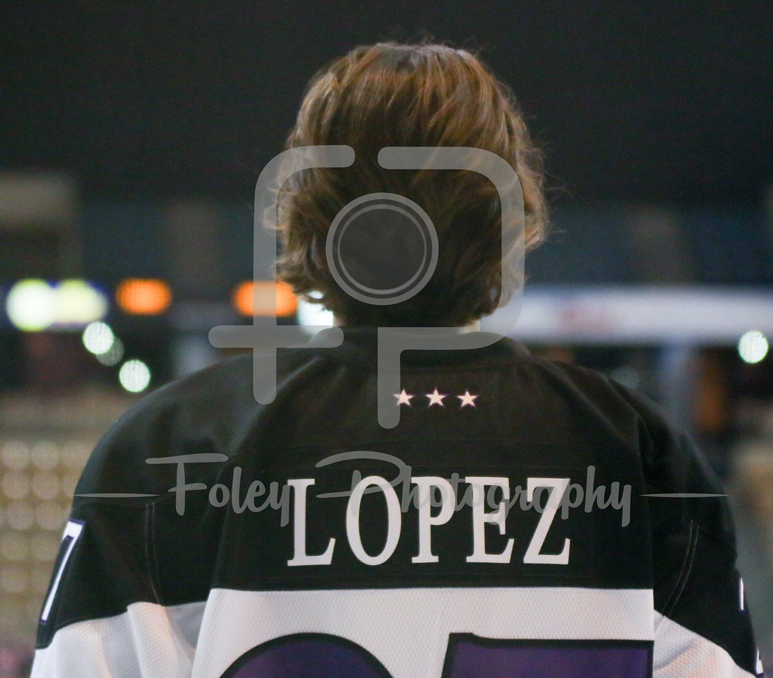 Holy Cross Danny Lopez (27)