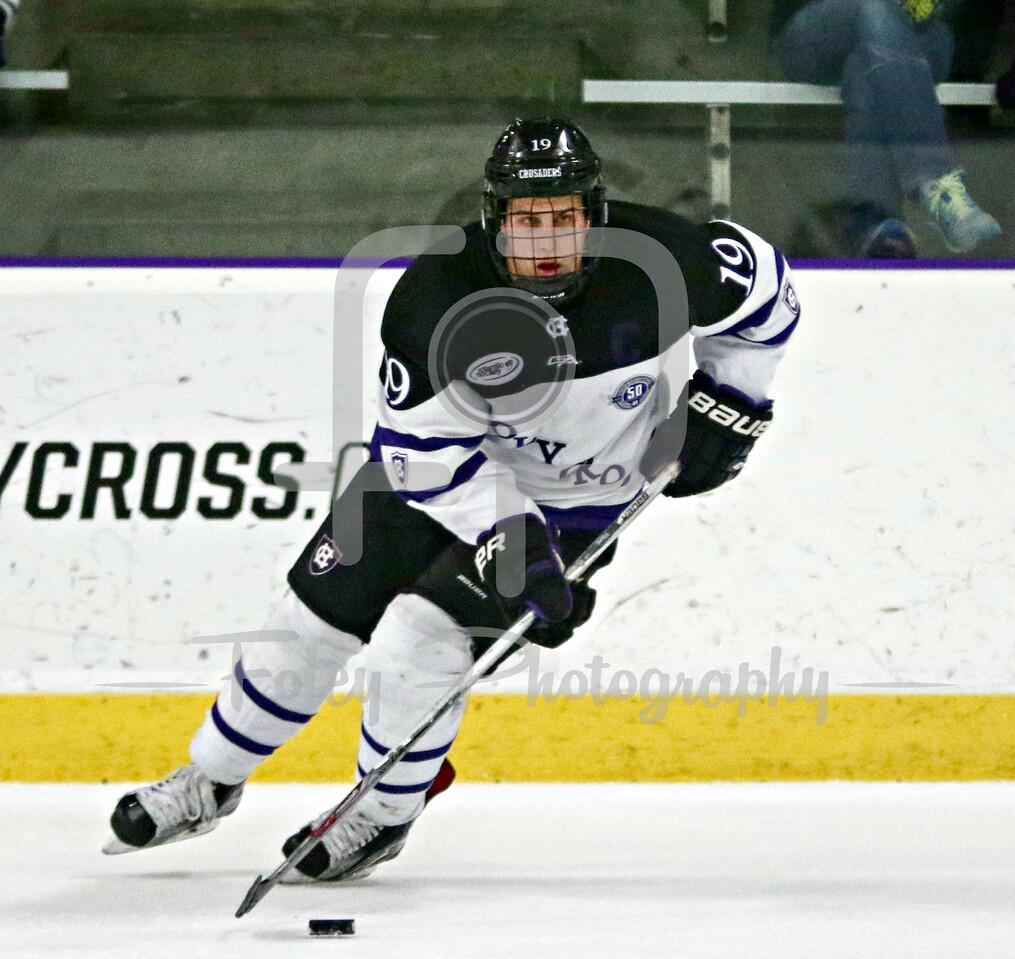 Holy Cross Matt Vidal (19)