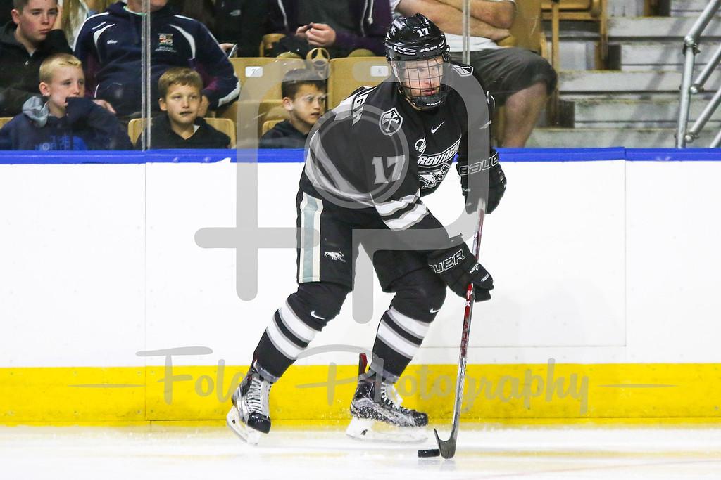 Providence Friars forward Shane Kavanagh (17)